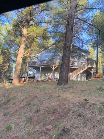 Cabin for Grand Canyon trip