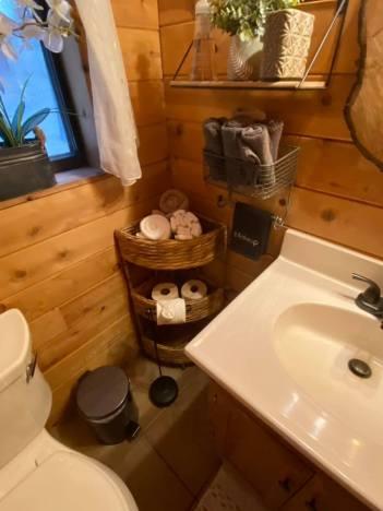 Leah's bathroom