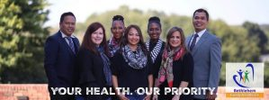 bethlehem family healthcare team