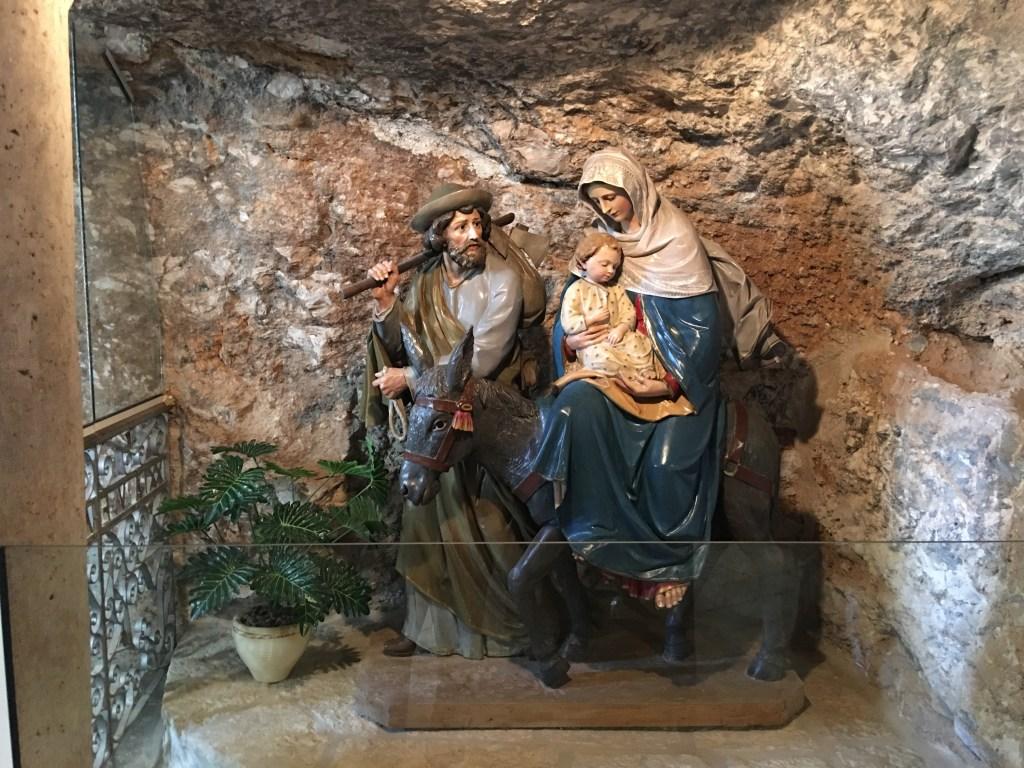 Milk Grotto in Bethlehem