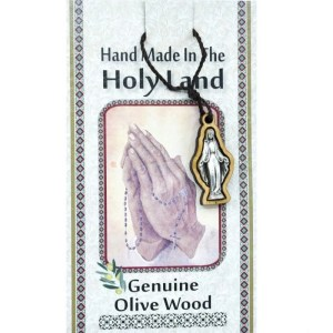 Our Lady of Grace Pendant