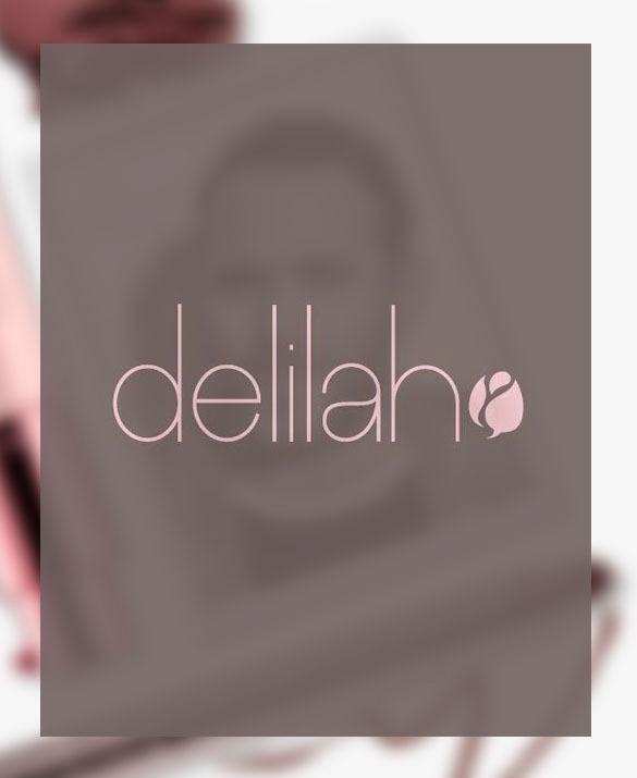 Delilah logo section products bethlehem hair beauty amstelveen