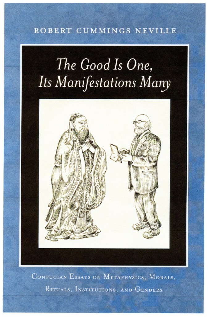 "Book cover: ""The Good Is One Its Manifestations Many"""