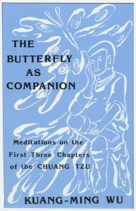 "Book Cover: ""The Butterfly as Companion"""