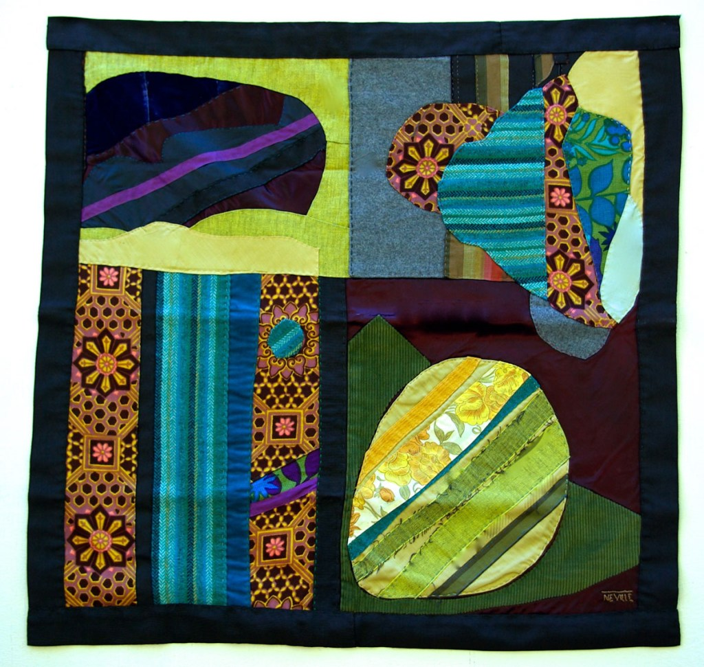 banner, Neville Dress fabrics