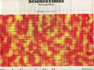 "Inspiration: ""Ripples Detected in the Universe,"" basis for Icon drawings"