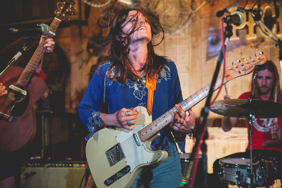 The Wild Reeds at Pickathon