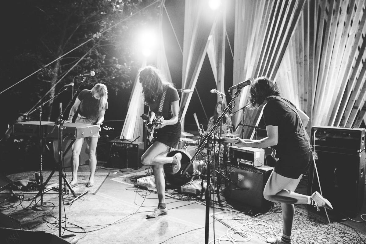 La Luz at Pickathon