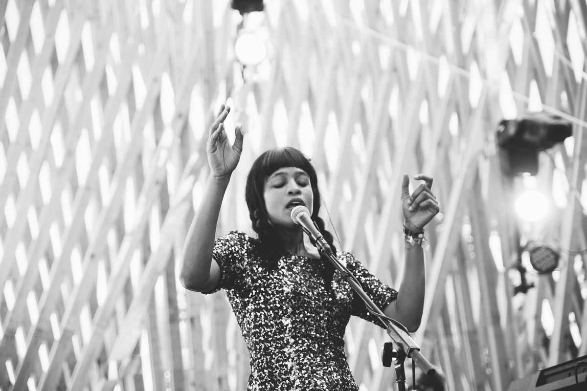 Adia Victoria at Pickathon