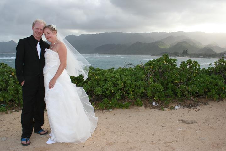 Paul + Katie   Oahu, Hawaii