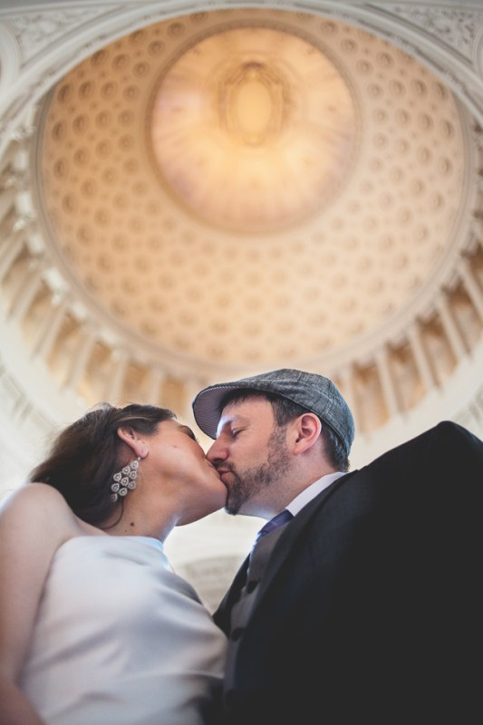 Jen + Jens' San Francisco City Hall Wedding