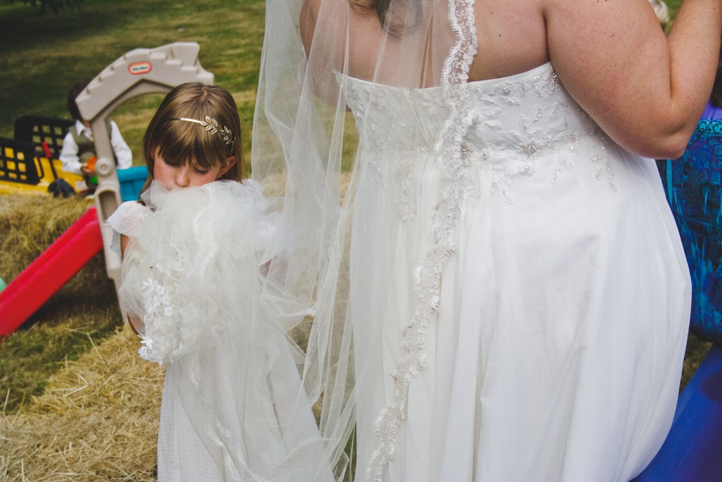 Natalie + Ben   DIY Farm Wedding in Washington
