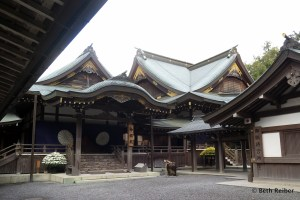Ise Shima Grand Shrine