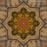 Windows to Autumn Mandala 1 by Beth Sawickie www.bethsawickie.com/windows-to-autumn-mandala-1
