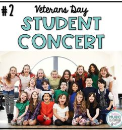 5 Great Ideas for a Veterans Day Program - Beth's Music Classroom [ 1024 x 1024 Pixel ]