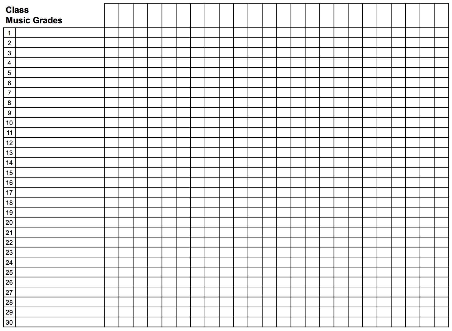 picture about Free Printable Gradebook known as 25+ Gradebook Sheets Cost-free Printable Landscape Photos and