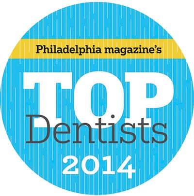 Philadelphia magazine's Top Dentists 2014