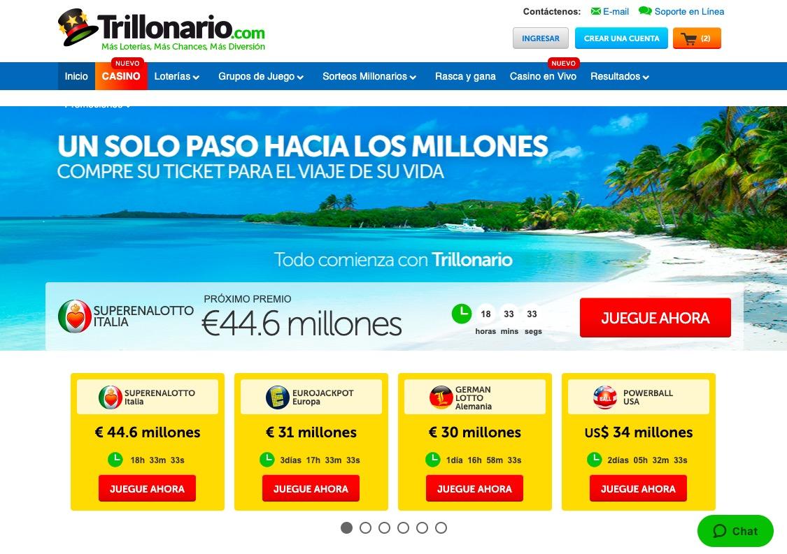 trillonario-homepage