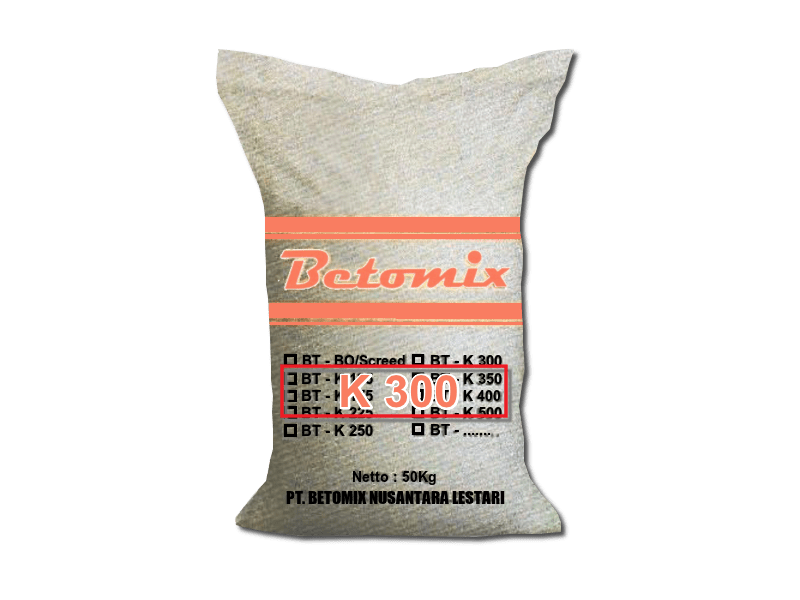 Beton Instan Betomix Type K 300