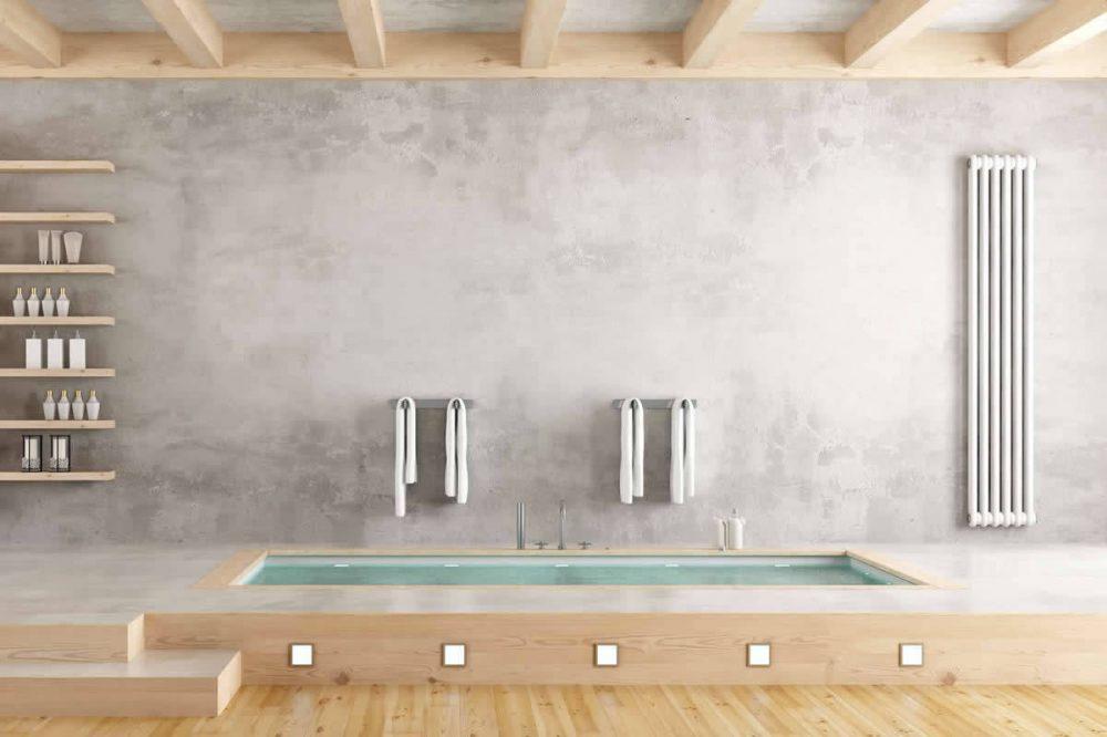 Tips en inspiratie voor een betonlook muur