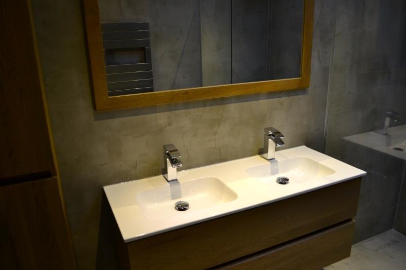 Badkamer Showroom Lisse : Badkamer beton ciré in den haag. beton ciré centrum