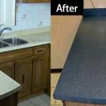 Restyling aanrechtblad of meubels