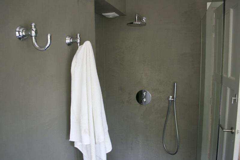 beton cire badkamer  beton ciré centrum, Meubels Ideeën