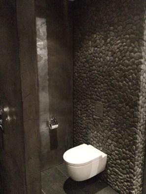 Beton Ciré badkamer: Toilet