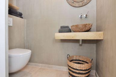 Beton Ciré toilet Wateringen