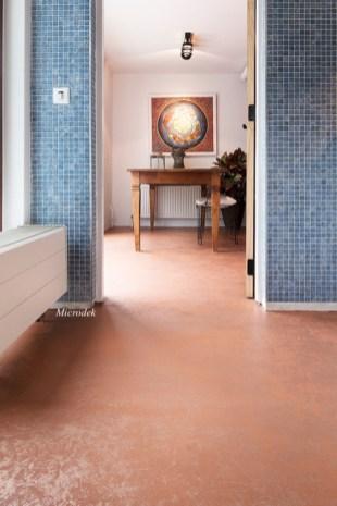 Beton Cire Metallic vloer