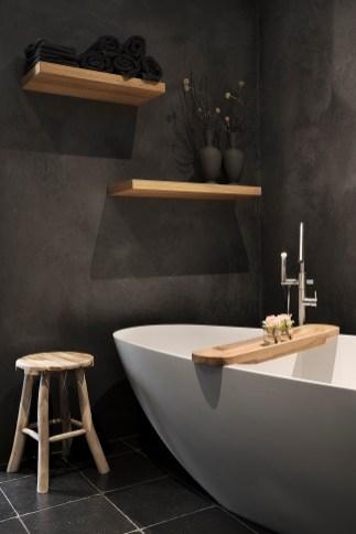 Beton Cire badkamer - gevlinderd - W0265 0401