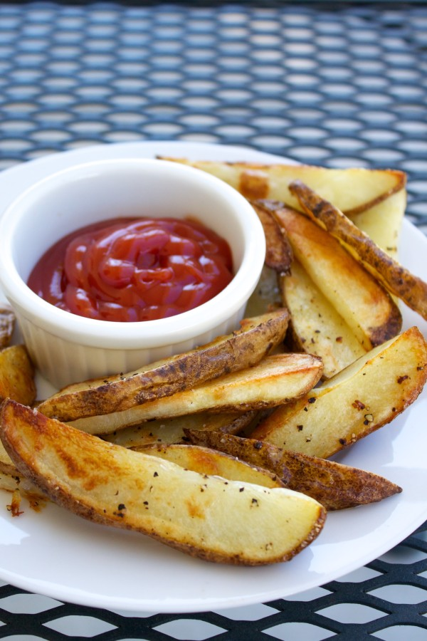 The Best Oven Fries.