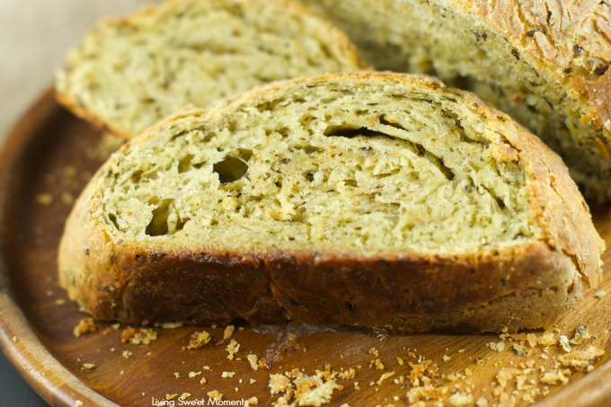 no-knead-pesto-bread-recipe-4