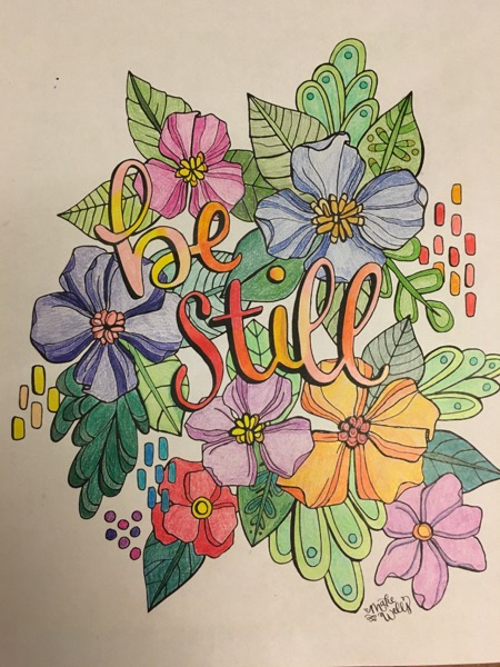 coloring page by mackerels