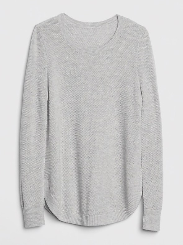 Gap gray sweater