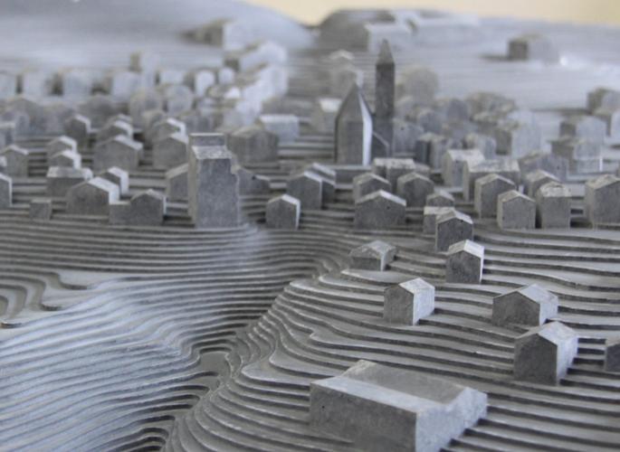 Modelle Haus Trancauna MORGERDETTLI  betonWarede