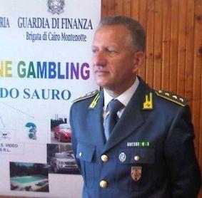 La Guardia di Finanza illustra i risultati dell'Operazione Gambling