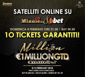 million ultimo satellite locandina