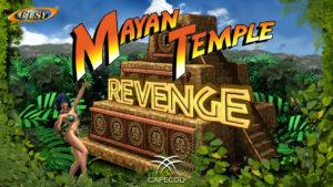 mayan temple revenge logo