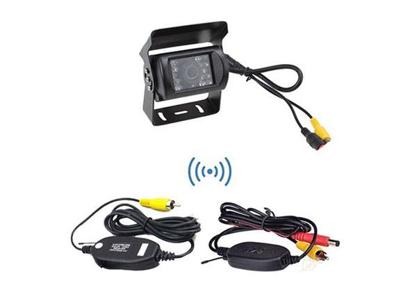 Wireless rear view system-Shenzhen Betoptek Electronics Co