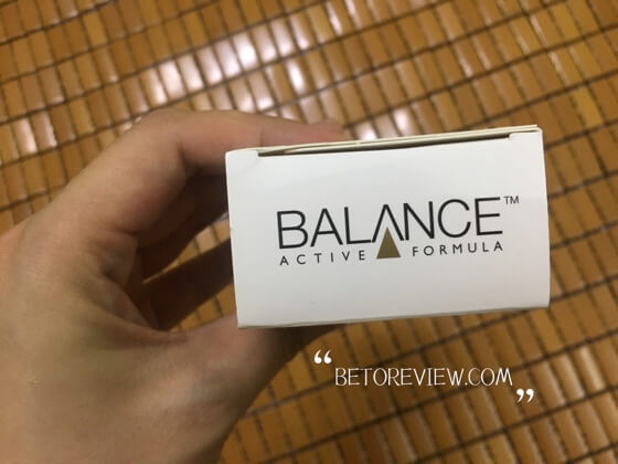 Balance Vitamin C auth review