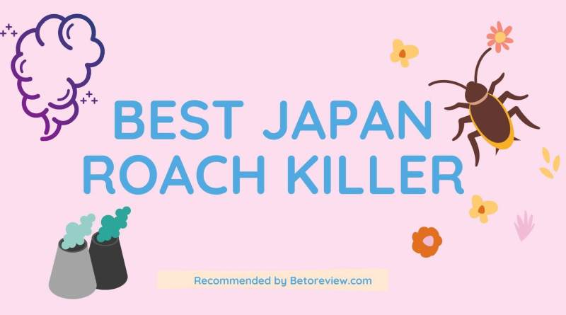 best japan roach killer diệt gián