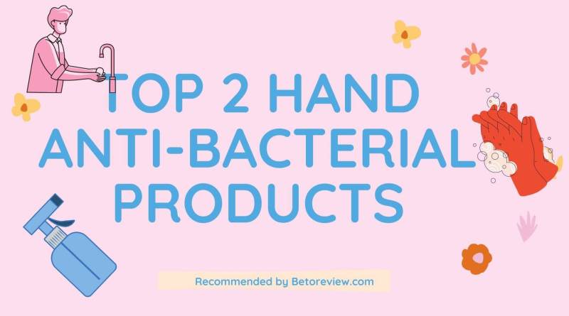 top hand anti bacterial japan product