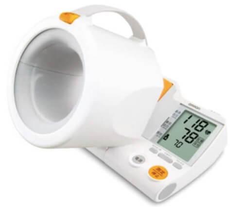 máy đo huyết áp omron bắp tay