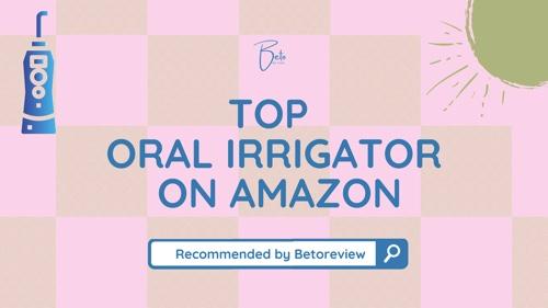 top oral irrigator in japan