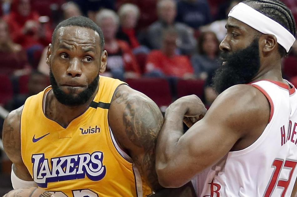 Wanna Bet Rockets Vs Lakers 7 5 See Nba Betting Lines Now