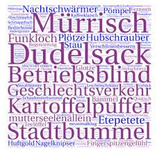 100 favorite German words