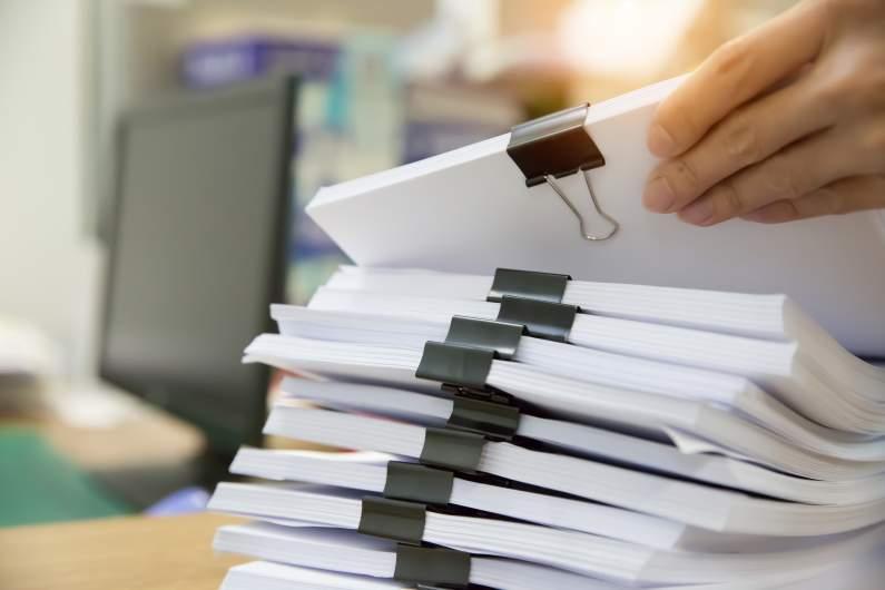 legal documents for translation