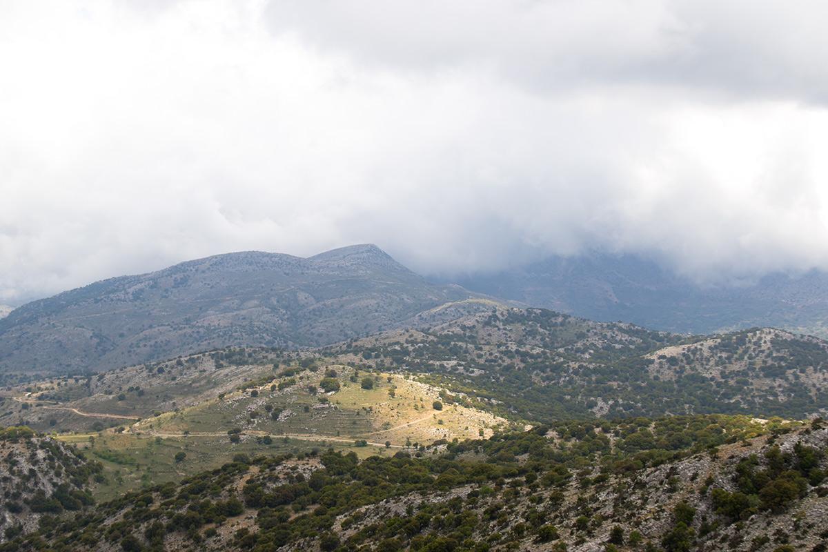 Kreta, Lasithi Hochebene