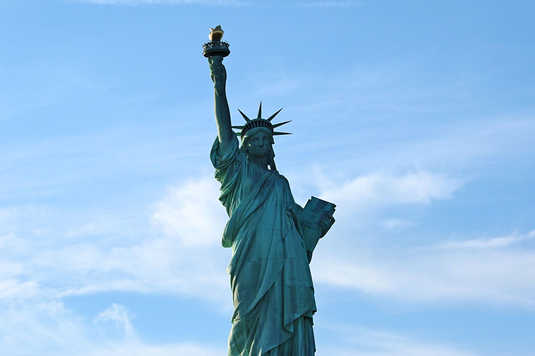 New York, Freiheitsstatue, Statue of Liberty